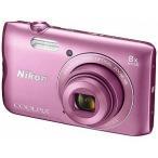 ニコン コンパクトデジタルカメラ COOLPIX(クールピクス) A300(ピンク)