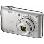 ニコン コンパクトデジタルカメラ COOLPIX(クールピクス) A300(シルバー)