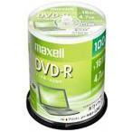 マクセル 1〜16倍速対応 データ用DVD−Rメディア (4.7GB・100枚) DR47PWE.100SP