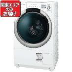 シャープ ドラム式洗濯乾燥機(7.0kg・左開き) ES‐S7A‐WL (ホワイト系)【標準設置無料】