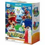 任天堂 Wii Uソフト マリオ&ソニック AT リオオリンピックTM Wiiリモコンプラスセット(アカ・シロ)
