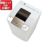 ハイアール 全自動洗濯機 (洗濯7.0kg) JW‐K70M‐W(標準設置無料)