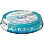 ソニー 録画用BD�R Ver.1.2 1�4倍速 25GB 10枚【インクジェットプリンタ対応】 10BNR1VJPP4