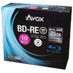 リンクスプロダクツ 録画用BD-RE 1-2倍速 25GB 10枚(インクジェットプリンタ対応) BE130RAPW10A