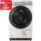パナソニック ドラム式洗濯乾燥機(10.0kg・左開き) NA-VX7700L-N (ノーブルシャンパン)(標準設置無料)