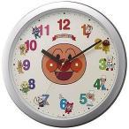 リズム時計工業 掛け時計「アンパンマン」 4KG713−M19