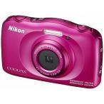 ニコン コンパクトデジタルカメラ COOLPIX(クールピクス) W100(ピンク)