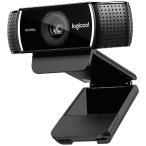 ロジクール WEBカメラ[USB・フルHD対応300万画素]HD Pro Stream Webcam C922
