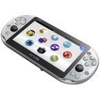 ソニー・コンピュータエンタテインメント PlayStation Vita Wi−Fiモデル PCH‐2000 シルバー