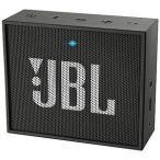 JBL ブルートゥーススピーカー(ブラック) JBL GO BLK