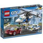 LEGO - LEGO レゴブロック 60138 シティ ポリスヘリコプターとポリスカー