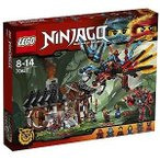 LEGO LEGO(レゴ) 70627 ニンジャゴー エレメント・ドラゴン:ファイヤーオーシャン ◆70627ファイヤーオーシャン