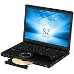 パナソニック 【LTE対応 SIMフリー】12.1型ノートPC[Core i7・SSD256GB] CF-SZ6JFMQR (ブラック)