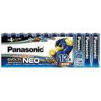 パナソニック 「単4形」12本 アルカリ乾電池 「エボルタネオ」   LR03NJ/12SW