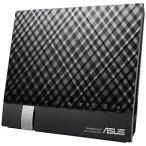ASUS エイスース RT-AC65U 無線LANルータ 親機単体 無線ac/a/n/g/b 有線LAN/WAN Mac/Win  1300+600Mbps ギガルータ  RTAC65U
