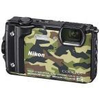ニコン コンパクトデジタルカメラ  COOLPIX(クールピクス) W300(カムフラージュ)