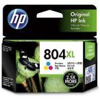 HP 純正 HP 804XL インクカートリッジ(カラー・増量)  T6N11AA