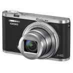 ショッピングデジタルカメラ CASIO コンパクトデジタルカメラ HIGH SPEED EXILIM(エクシリム) EX−ZR4000BKS(ブラック)