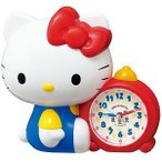 JF381A 目覚まし時計 ハロ-キティ