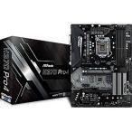 マザーボード Intel H370チップセット搭載 H370 Pro4 [ATX] H370 Pro4 [ATX]