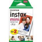 富士フイルム チェキ インスタントカラーフィルム instax mini 2パック(10枚入×2) INSTAXMINIJP2