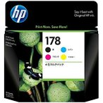 HP HP178 4色マルチパック CR281AA(HP178セット4ショク)