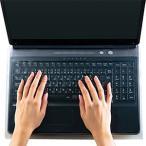 エレコム キーボードカバー「大型ノートPC用(15.4W�16.4W)」 PKU‐FREE4