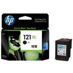 HP HP121XL プリントカートリッジ 黒(増量) CC641HJ