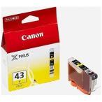 Canon インクタンク BCI‐43Y (イエロー)