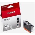 Canon インクタンク BCI‐43GY (グレー)