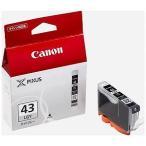 Canon インクタンク BCI‐43LGY (ライトグレー)