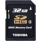 東芝 Class4対応SDHCカード(32GB) SD‐L032G4