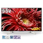 SONY BRAVIA 液晶テレビ X8550G KJ-55X8550G