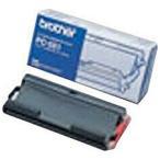 ブラザー FAX用カセット付インクリボン PC551