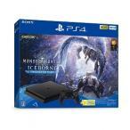 PlayStation 4  モンスターハンターワールド  アイスボーンマスターエディション  Starter Pack Black