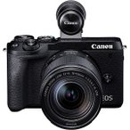 Canon ミラーレス一眼カメラ EOS M6 MARK II EF-M18-150 IS S