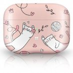 PRISMART Case for AirPods Pro Pink Cat CSAPPPAPC(ピン