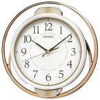 セイコー 電波振り子掛け時計 PH207G 薄金色