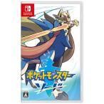 任天堂 Nintendo SWITCHゲームソフト ポケットモンスター ソード