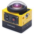 コダック マイクロSD対応 360°アクションカメラ PIXPRO SP360 SP360