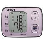 オムロン 自動血圧計 HEM‐6220‐PK (ピンク)