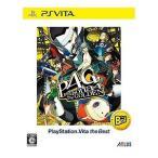 アトラス PS Vitaソフト ペルソナ4 ザ・ゴールデン PlayStation Vita the Best
