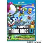 任天堂 Wii Uソフト New スーパーマリオブラザーズ U