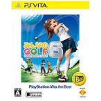 ソニー・コンピュータエンタテインメント PS Vitaゲームソフト みんなのGOLF 6 PlayStation Vita the Best