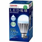 東芝 LED電球一般電球形(4.5W・昼白色)防水形 LDA5NWD‐ボウスイ