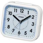 CASIO 置き時計(目覚し時計) TQ‐272‐7JF (ホワイト)