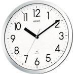 シチズン 防湿・防塵型掛け時計「プルーフ」 4MG522‐050