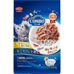 コンボ(COMBO)猫用 まぐろ味・カニカマ 700g 1袋 国産 日本ペットフード