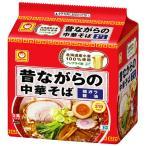 昔ながらの中華そば 5食パック しょうゆ味 108gX5 1袋(5食入) 東洋水産