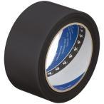 寺岡製作所 養生テープ P-カットテープ No.4140 塗装養生用 黒 幅50mm×長さ25m巻 1巻
